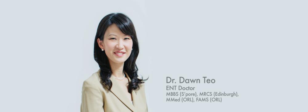 Dr Dawn Teo